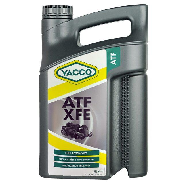 Жидкость для многоскоростных трансмиссий Yacco ATF X FE 5л