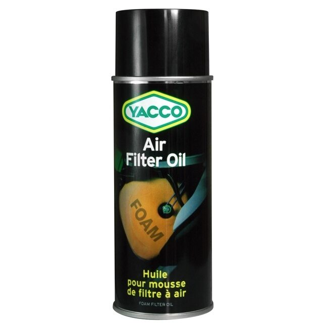 Смазка фильтра Yacco AIR FILTER OIL 400 мл