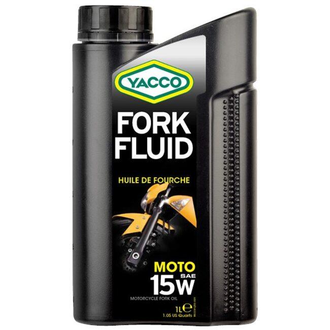 Вилочное масло Yacco FORK FLUID 15W 1л