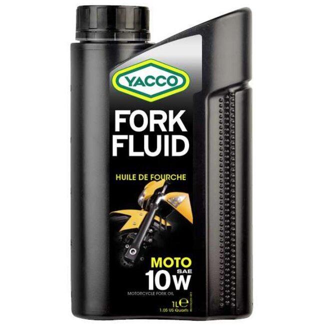 Вилочное масло FORK FLUID 10W 1л