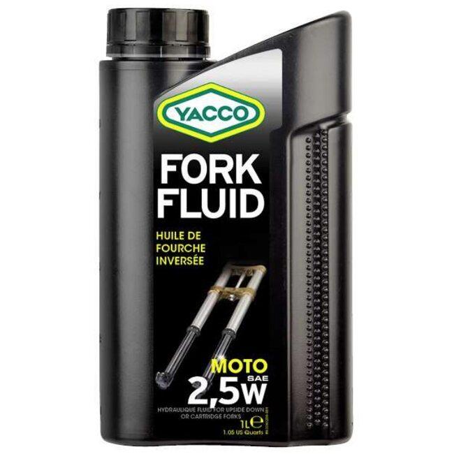Вилочное масло Yacco FORK FLUID 2.5W 1л