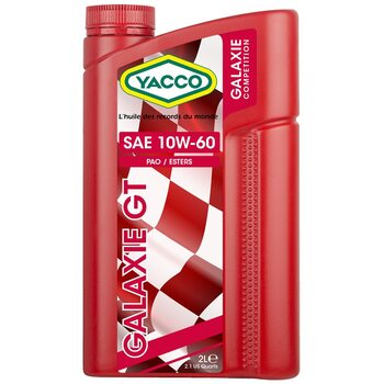 Yacco GALAXIE GT 10W60 2л