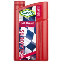 Yacco GALAXIE RS 0W40 2л