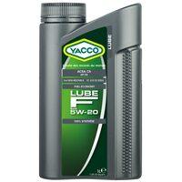 Yacco LUBE F 5W20 1л