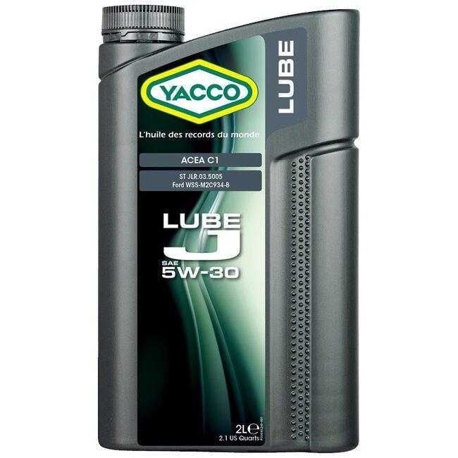 Моторное масло Yacco LUBE J 5W30 2л