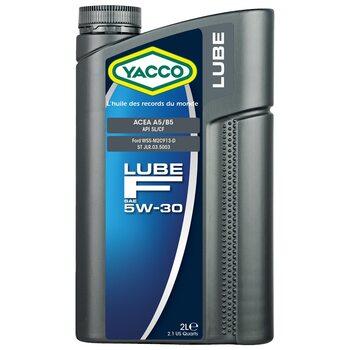 Yacco LUBE F 5W30 2л