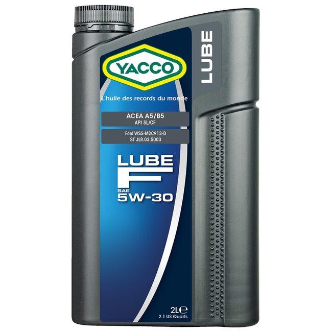 Моторное масло Yacco LUBE F 5W30 2л