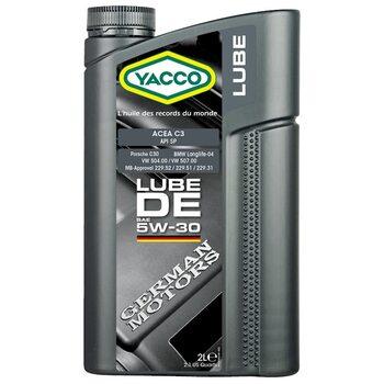 Yacco LUBE DE 5W30 2л