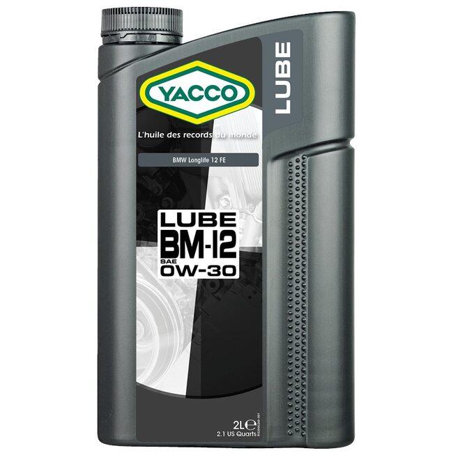 Моторное масло Yacco LUBE BM-12 0W30 2л
