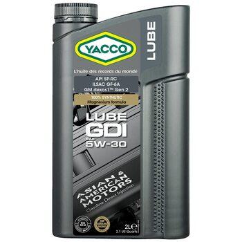 Yacco LUBE GDI 5W30 2л