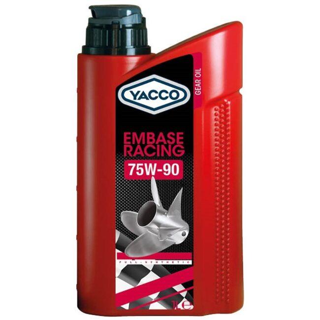 Редукторное масло Yacco EMBASE RACING 75W90 1 литр