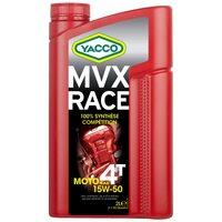 Yacco MVX RACE 4T 10W60 2л