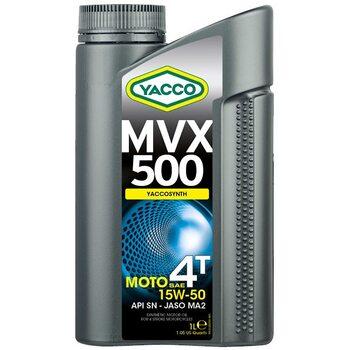 Yacco MVX 500 4T 15W50 1л