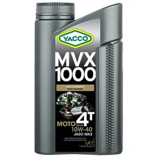 Yacco MVX 1000 4T 10W40 1л