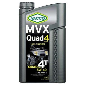 Yacco MVX QUAD 4 SYNTH 5W40 2л