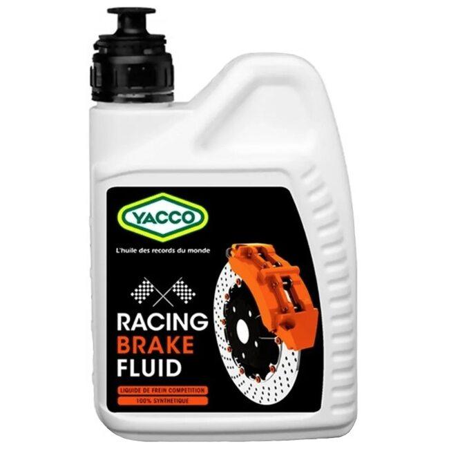 Тормозная жидкость Yacco RACING BRAKE FLUID 0.500л