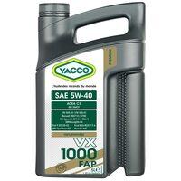 Yacco VX 1000 FAP 5W40 5л