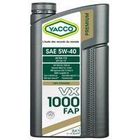 Yacco VX 1000 FAP 5W40 2л