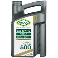 Yacco VX 500 10W40 5л