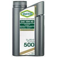 Yacco VX 500 10W40 1л