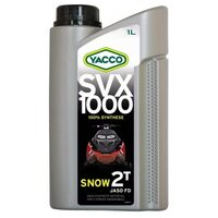 Yacco SVX 1000 SNOW 2T - 1л