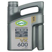 Yacco VX 600 5W40 4л