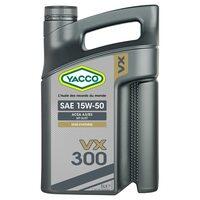 Yacco VX 300 15W50 5л