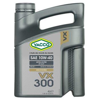 Yacco VX 300 10W40 4л