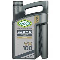 Yacco VX 100 15W40 5л