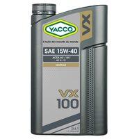 Yacco VX 100 15W40 2л