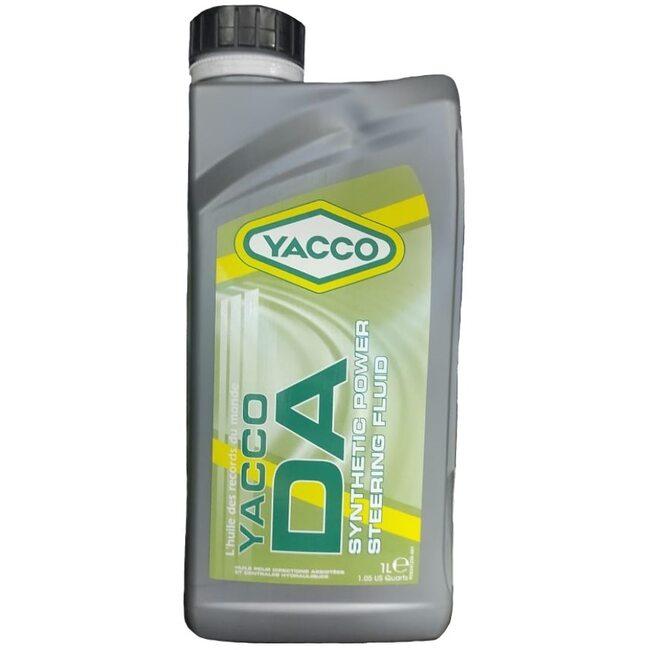 Гидравлическое масло Yacco DA 1л