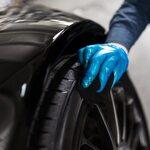 Полироли #1 в Европе для чернение шин автомобилей