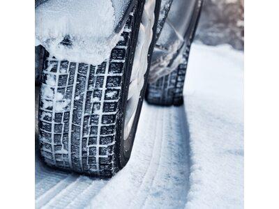 Подготовка к зиме: выбор шин