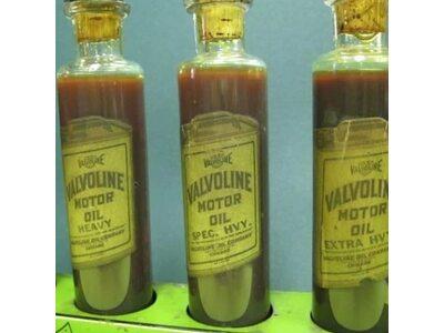 Изобретение первого в мире моторного масла